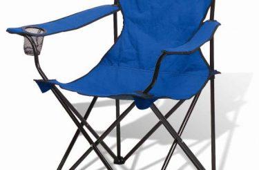 mobiliario-carpa-plegable-silla reposabrazos acero